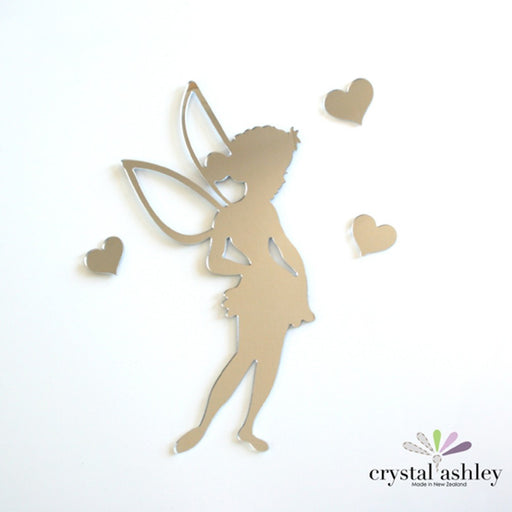 Crystal Ashley Wall Art - Tinkerbell 3 - The Furniture Store & The Bed Shop