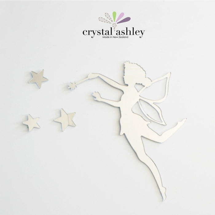 Crystal Ashley Wall Art - Tinkerbell 4 - The Furniture Store & The Bed Shop