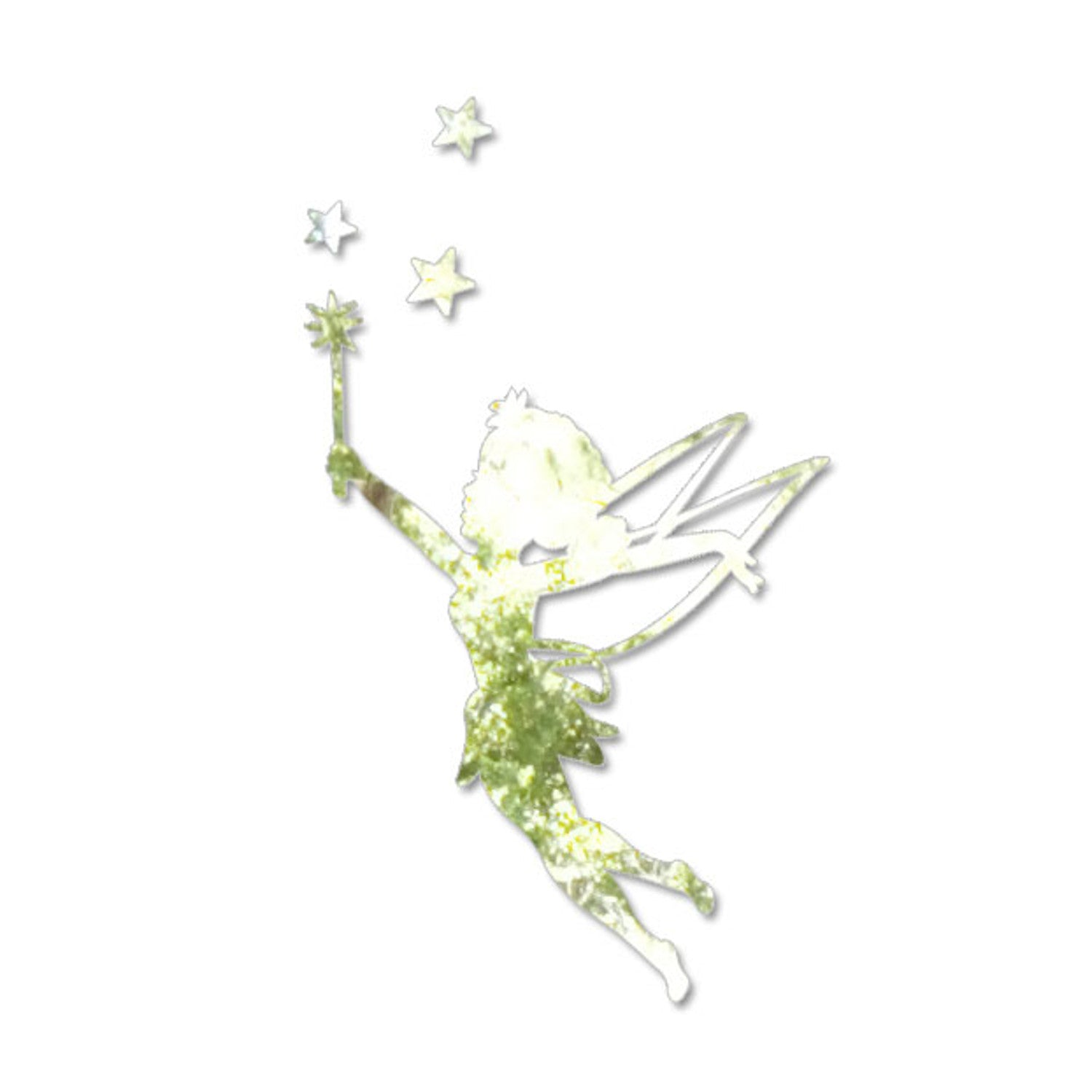 Crystal Ashley Wall Art - Tinkerbell 6