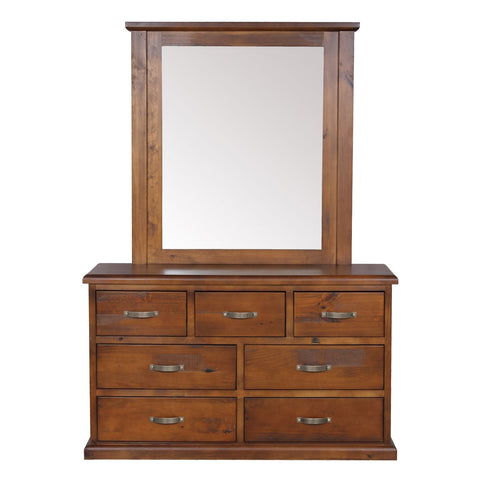 Fleetwood Dresser Mirror - The Furniture Store & The Bed Shop