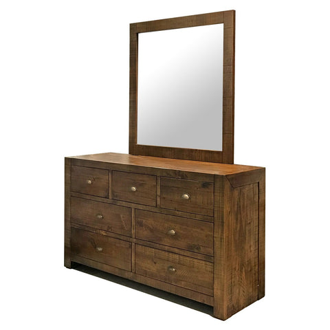 Fletcher Mirror (To Suit Dresser) - The Furniture Store & The Bed Shop