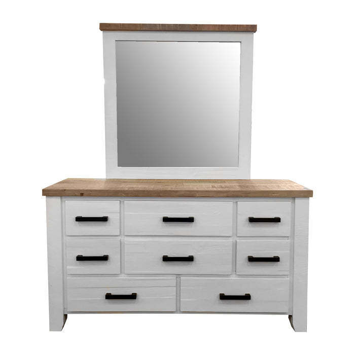 Harlow Dresser - 8 Drawer - The Furniture Store & The Bed Shop