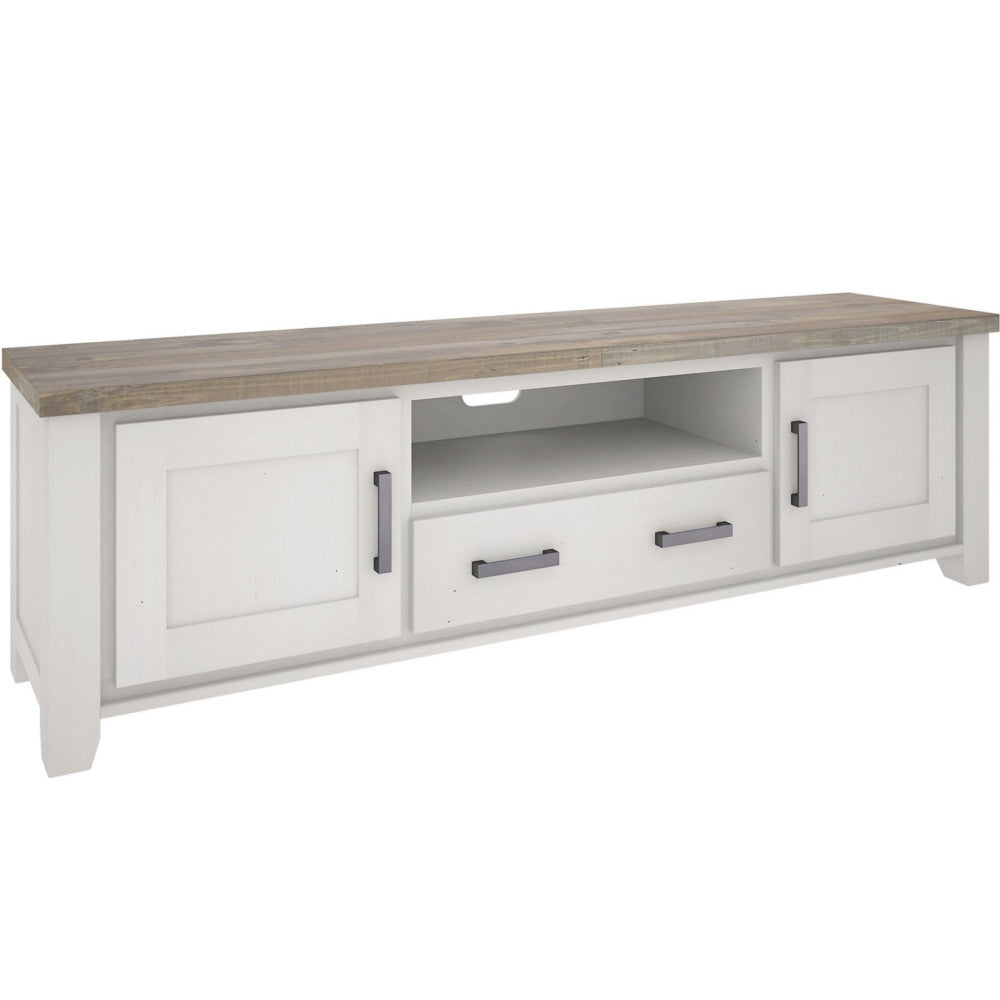Harlow Entertainment Unit - 2 Doors, 1 Drawer