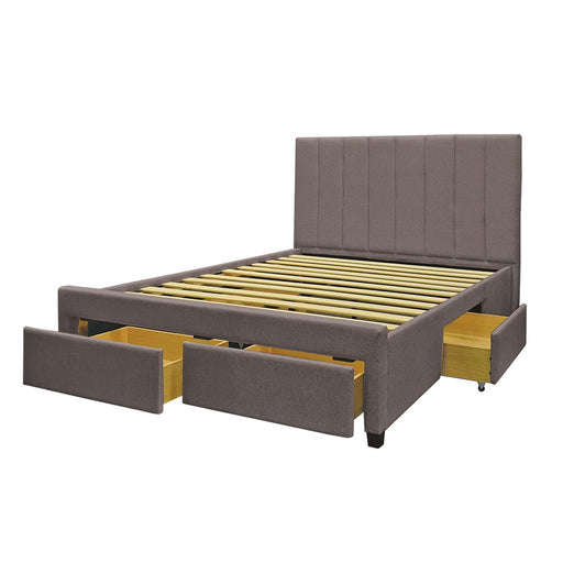 Hyatt 4 Drawer Queen Bed Frame