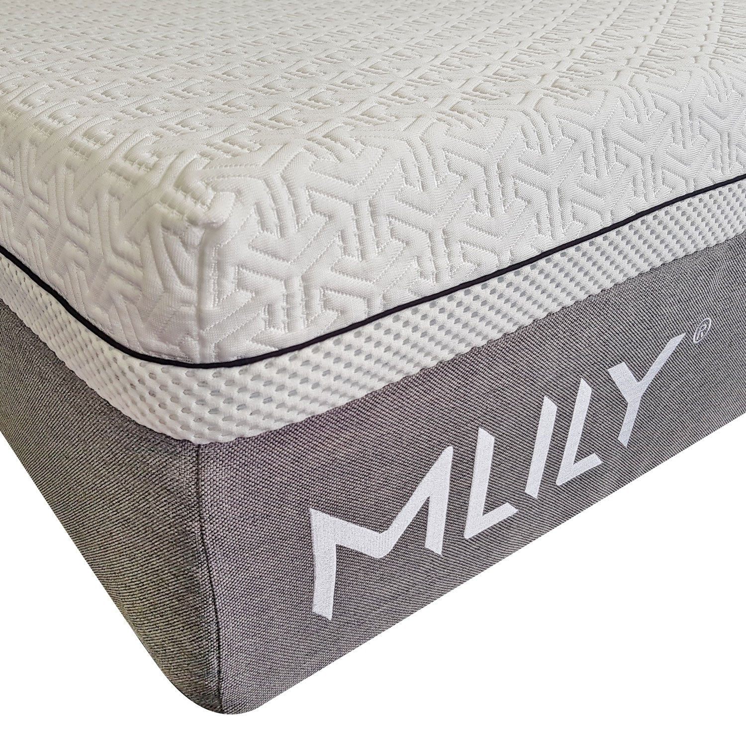 MLILY Serene Medium Memory Foam Mattress with CoolTouch