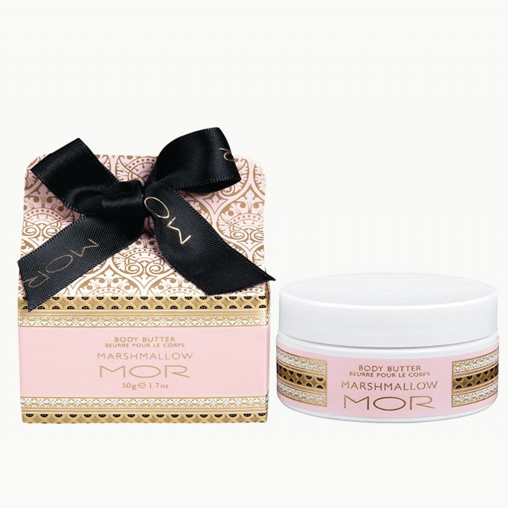 MOR Boutique Body Butter - Marshmallow - The Furniture Store & The Bed Shop