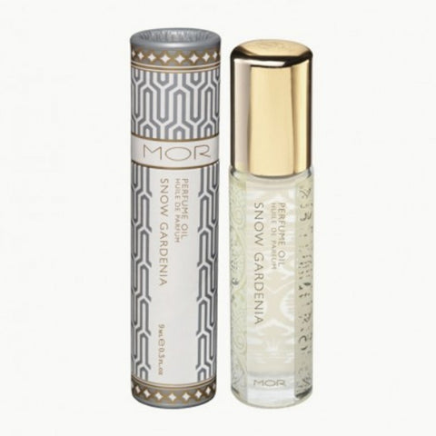 MOR Boutique Perfume Oil - Snow Gardenia