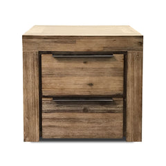 The Cape Bedside - 2 Drawer