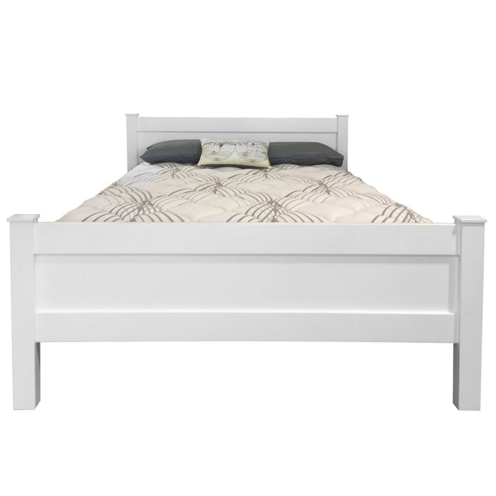 Windsor Bed Frame - High Footboard - The Furniture Store & The Bed Shop