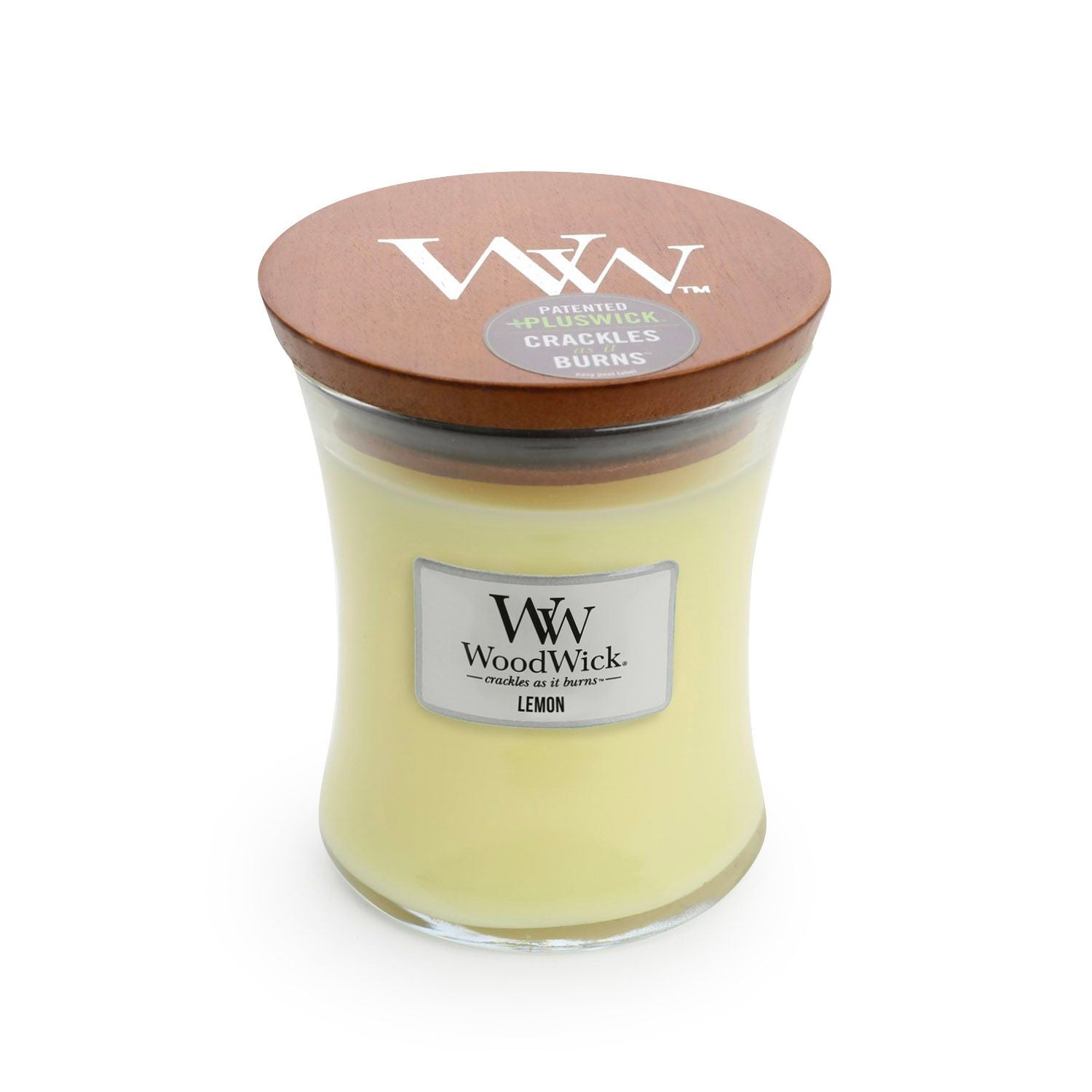 Woodwick Candle - Lemon