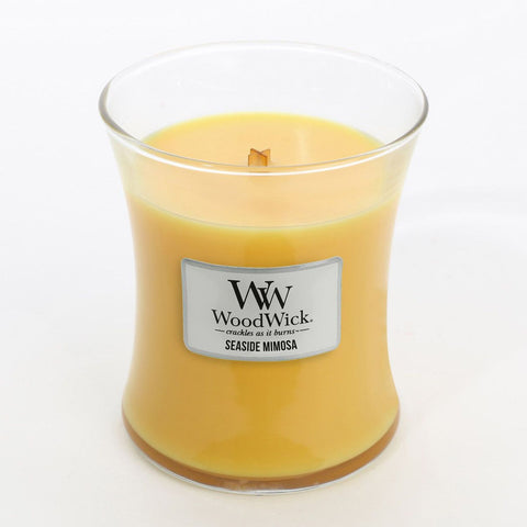 Woodwick Candle - Seaside Mimosa