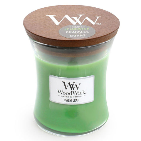 Woodwick Candle - Palm Leaf