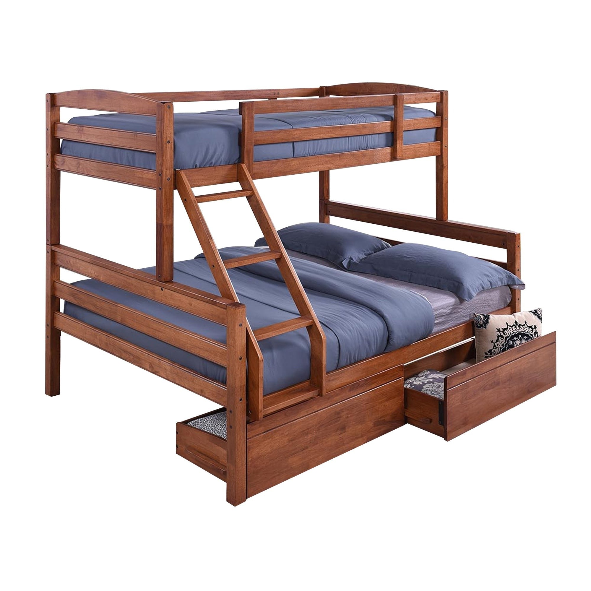 Charlie Duo Bunk Bed Frame Single Double The Furniture Store