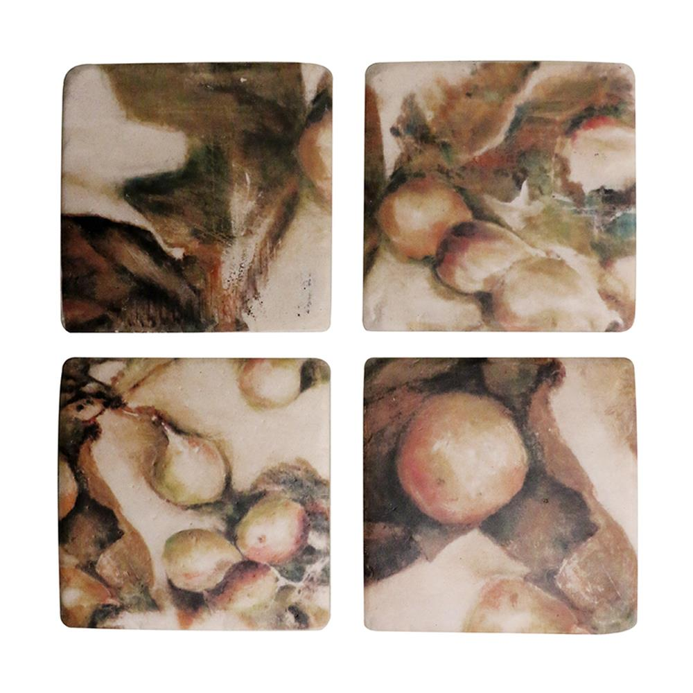 Ivy & Fig Coaster Set - The Furniture Store & The Bed Shop