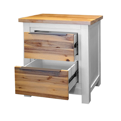 Costa Rica Bedside - 2 Drawer