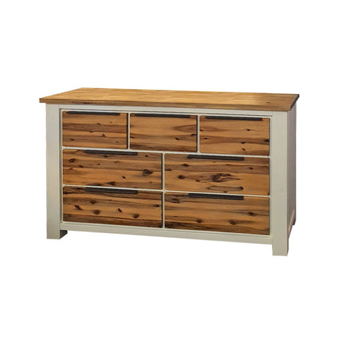 Costa Rica Dresser - 7 Drawer