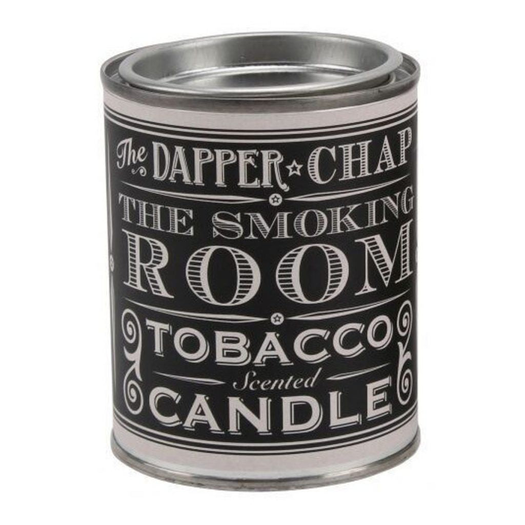 The Dapper Chap Candle - Tobacco