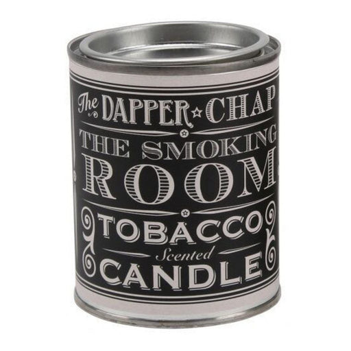 The Dapper Chap Candle - Tobacco - The Furniture Store & The Bed Shop
