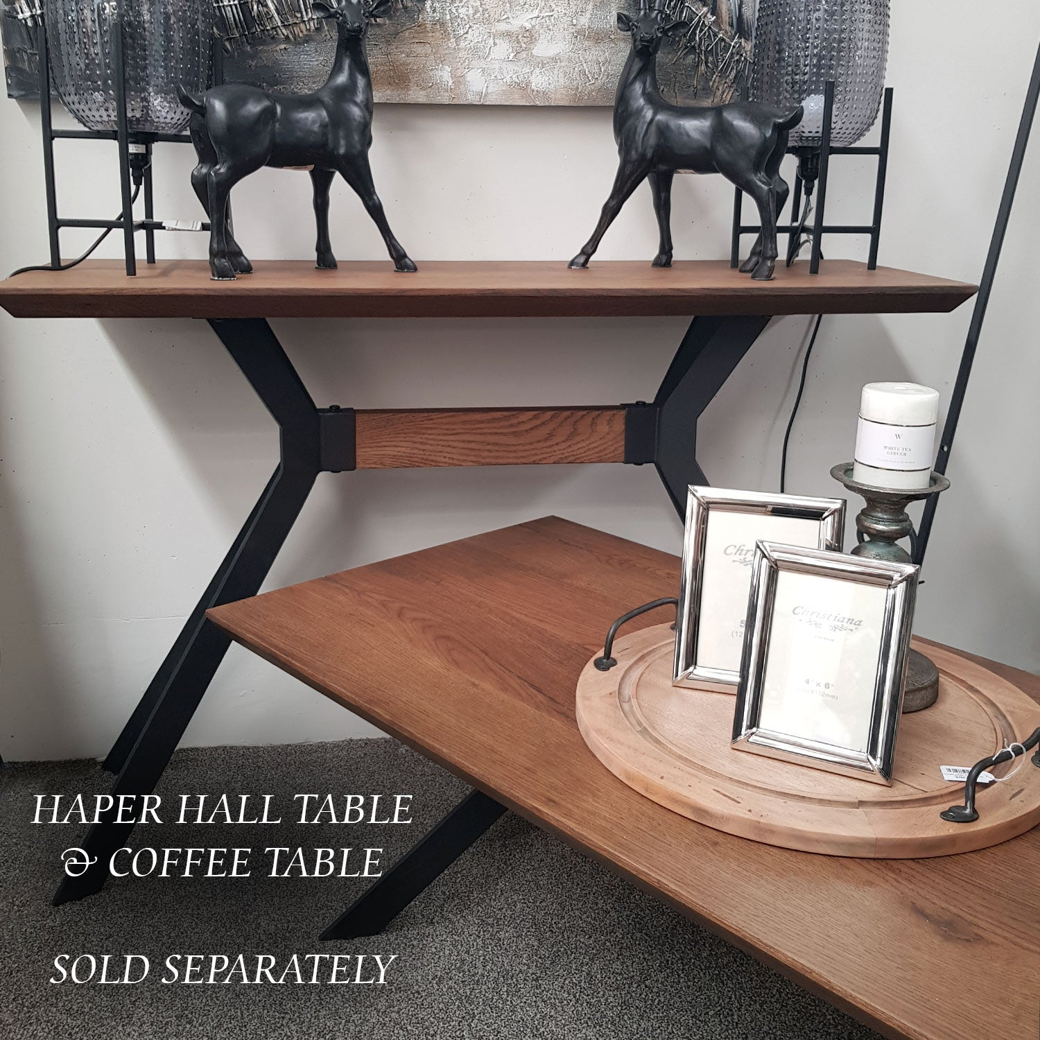 Harper Coffee Table - The Furniture Store & The Bed Shop