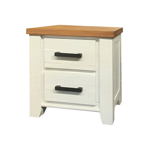 Harlow Bedside - 2 Drawer