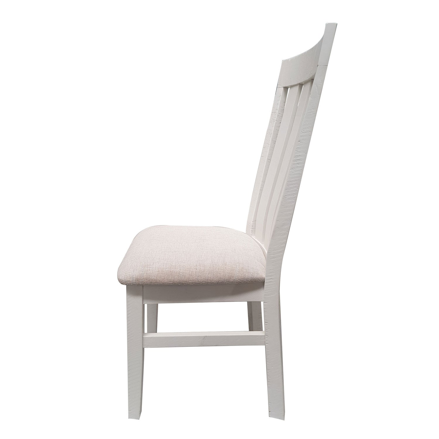 Harlow Dining Chair - Upholstered Seat Pad - The Furniture Store & The Bed Shop