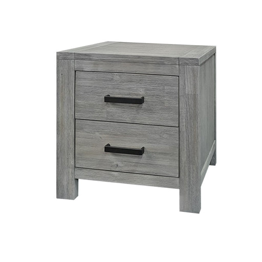 Hudson Bedside - 2 Drawer