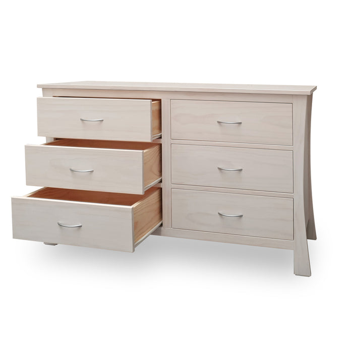 Maddison Dresser - 6 Drawer - The Furniture Store & The Bed Shop
