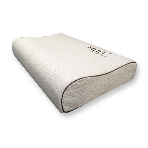 MLILY SensiSelect Bamboo Charcoal Infusion Memory Foam Pillow - Contour