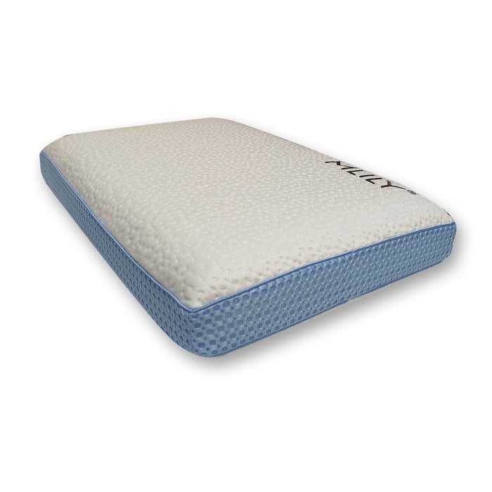 MLILY SensiPolar Gel Top Memory Foam Pillow