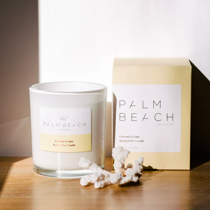Palm Beach Candle - Coconut & Lime