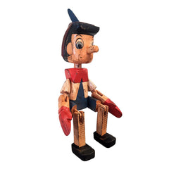 Pinocchio Sitting - Small