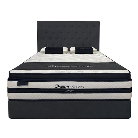 Savoy Extra Firm Mattress - The Furniture Store & The Bed Shop