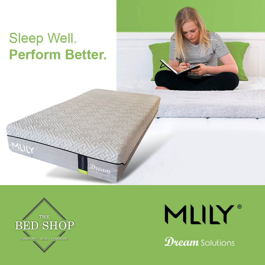 MLILY Tranquil Medium Mattress - The Furniture Store & The Bed Shop