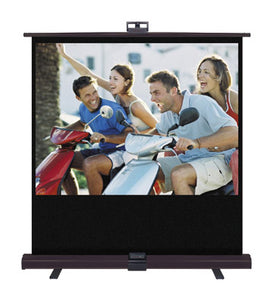 "Grandview 100"" Portable Pull Up Screen – 4:3"