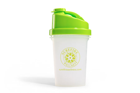 Surefire Wellness Shaker Bottle