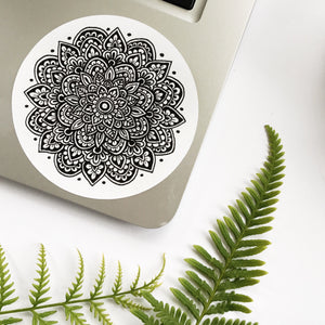 """Mandala"" Sticker"