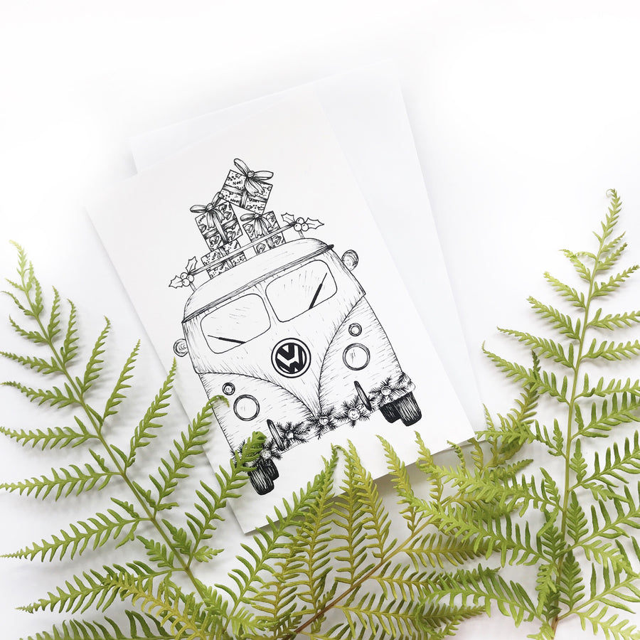 KOMBI Christmas Card