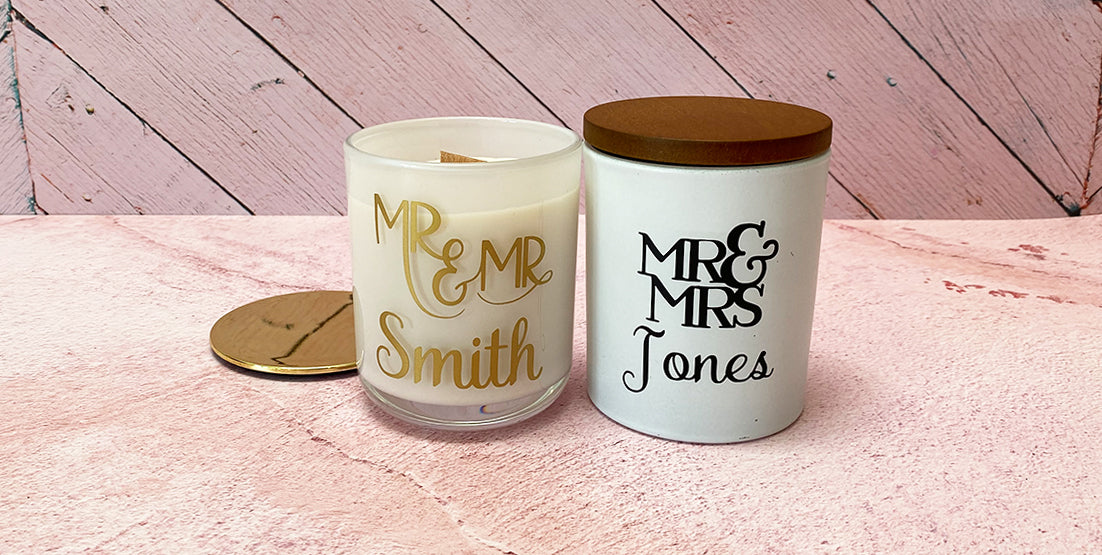 personalised-engagement-candles