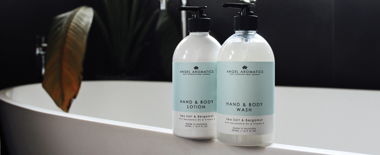 hand body wash lotion gift sets