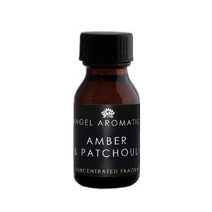 Amber and Patchouli 15ml Diffuser Oil-Diffuser Oil-Angel Aromatics