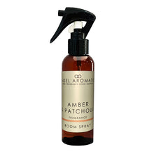 Amber and Patchouli Room Spray-Room spray-Angel Aromatics