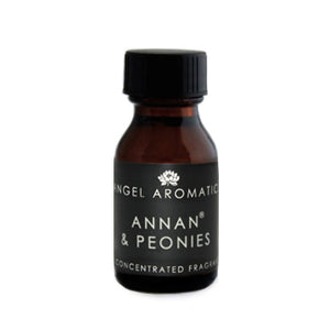 Annan and Peonies 15ml Oil-Oil Diffuser-Angel Aromatics