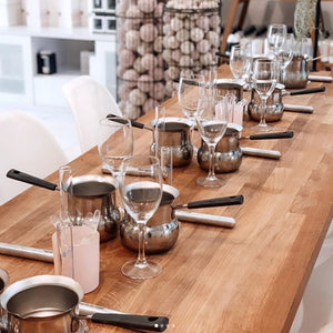 E Gift Voucher - Candle Making Class with High Tea-candles-Angel Aromatics