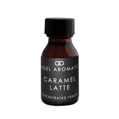 Caramel Latte 15ml Oil-Oil Diffuser-Angel Aromatics