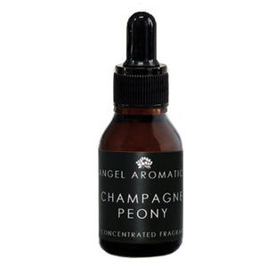 Champagne Peony 15ml Oil-Oil Diffuser-Angel Aromatics