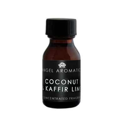 Coconut & Kaffir Lime 15ml Oil-Oil Diffuser-Angel Aromatics
