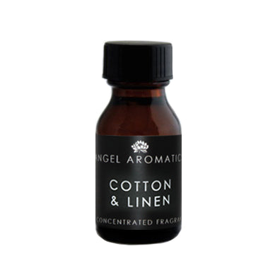 Cotton and Linen 15ml Diffuser Oil-Diffuser oil-Angel Aromatics
