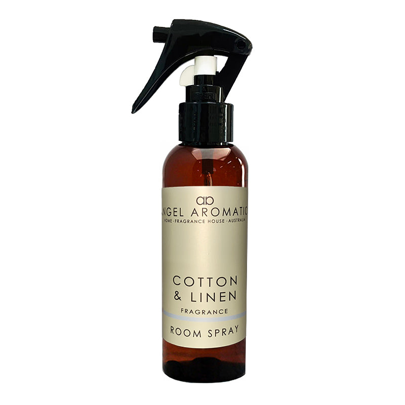 Cotton and Linen Room Spray-Room spray-Angel Aromatics
