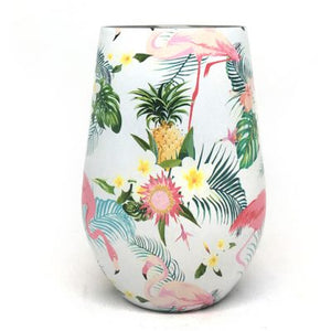 Flamingo Jar-Angel Aromatics