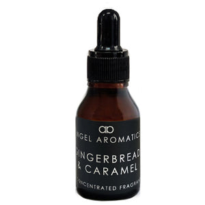 Gingerbread and Caramel 15ml Diffuser Oil-diffuser oil-Angel Aromatics